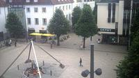 Tuttlingen: Marktplatz - Overdag