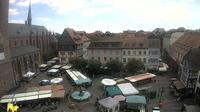 Neustadt an der Weinstrasse: Marktplatz - Overdag