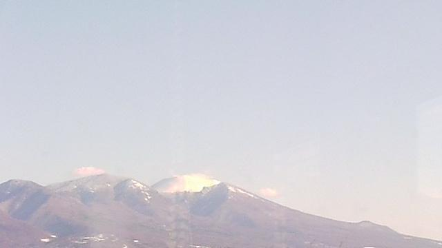 Webcam 上丸子: Volcano,Mt.Asama