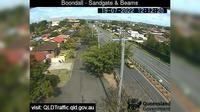 Brisbane City: Boondall - Sandgate Road and Beams Road (South) - Overdag