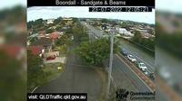 Brisbane City: Boondall - Sandgate Road and Beams Road (South) - El día