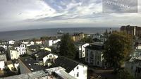 Heringsdorf > North-East: Hotel Wald und See -Blick auf die Seebr�cke - auf Usedom - Overdag