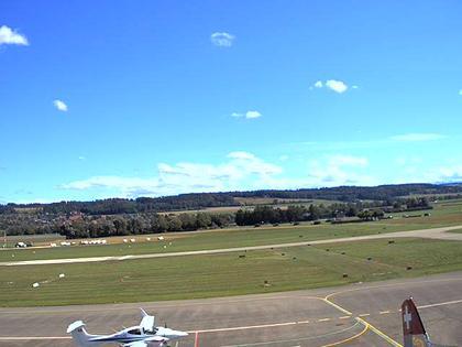Grenchen: Airport Süd