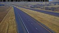 Oacoma: SD DOT webcam near Chamberlain, SD - Overdag