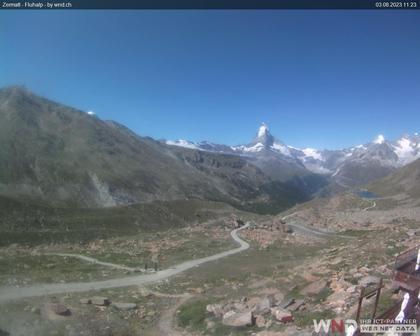 Ried: Zermatt, Fluhalp