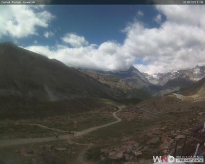 Riederalp: Zermatt, Fluhalp