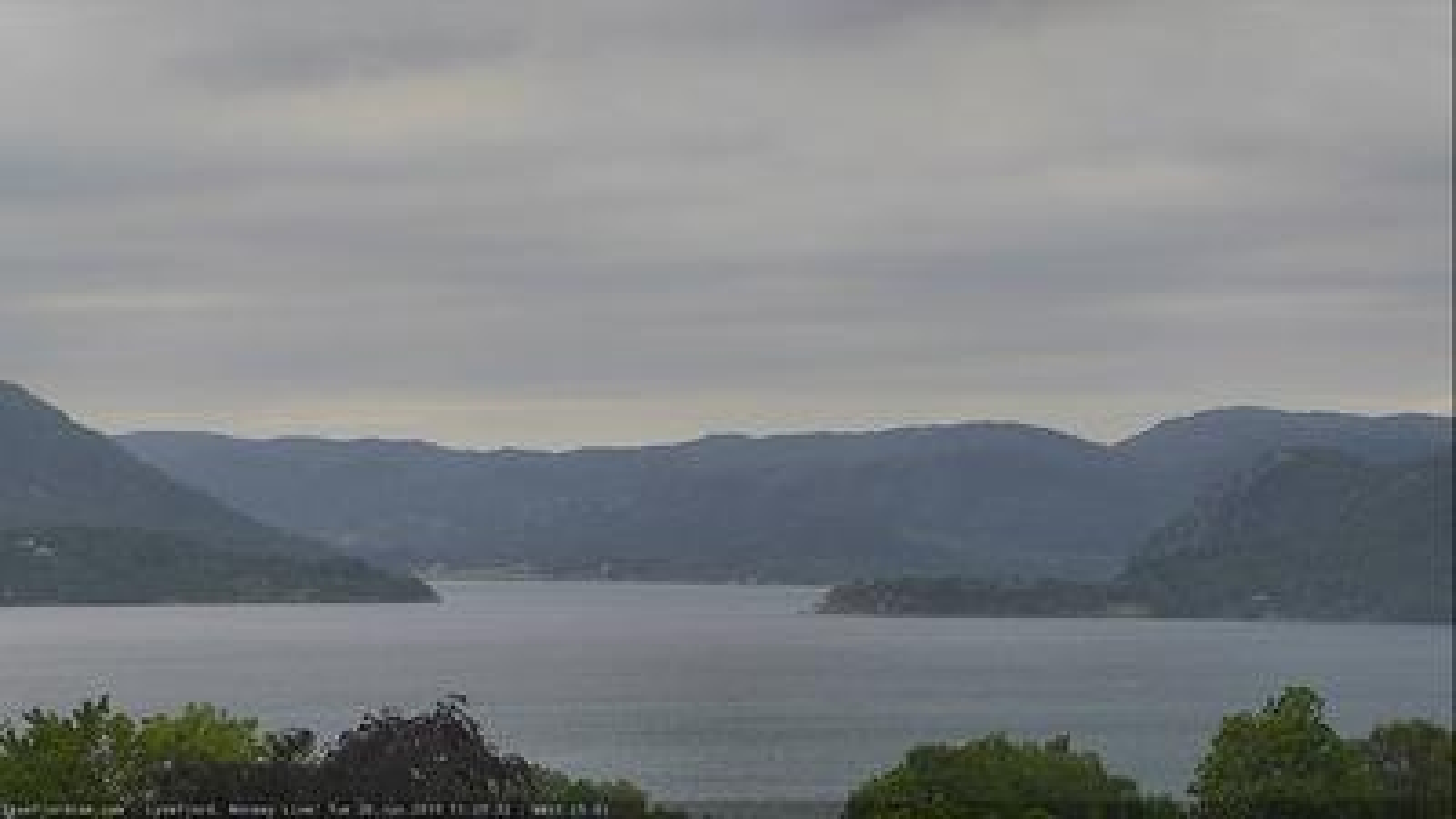 Webkamera Lysefjorden › West: Forsand kommune