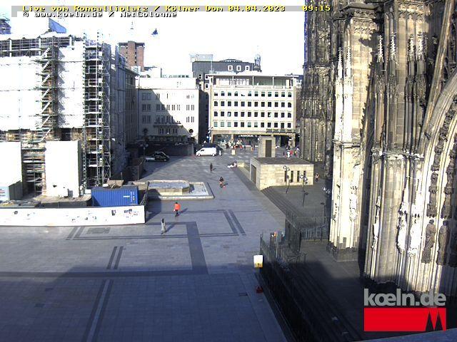 Web Cam Köln