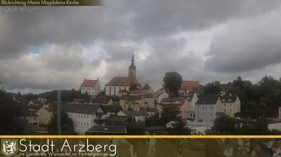 Thumbnail of Arzberg webcam at 8:04, May 18