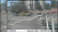 Federal Way: I- at MP .: S th St, Ramps - Day time