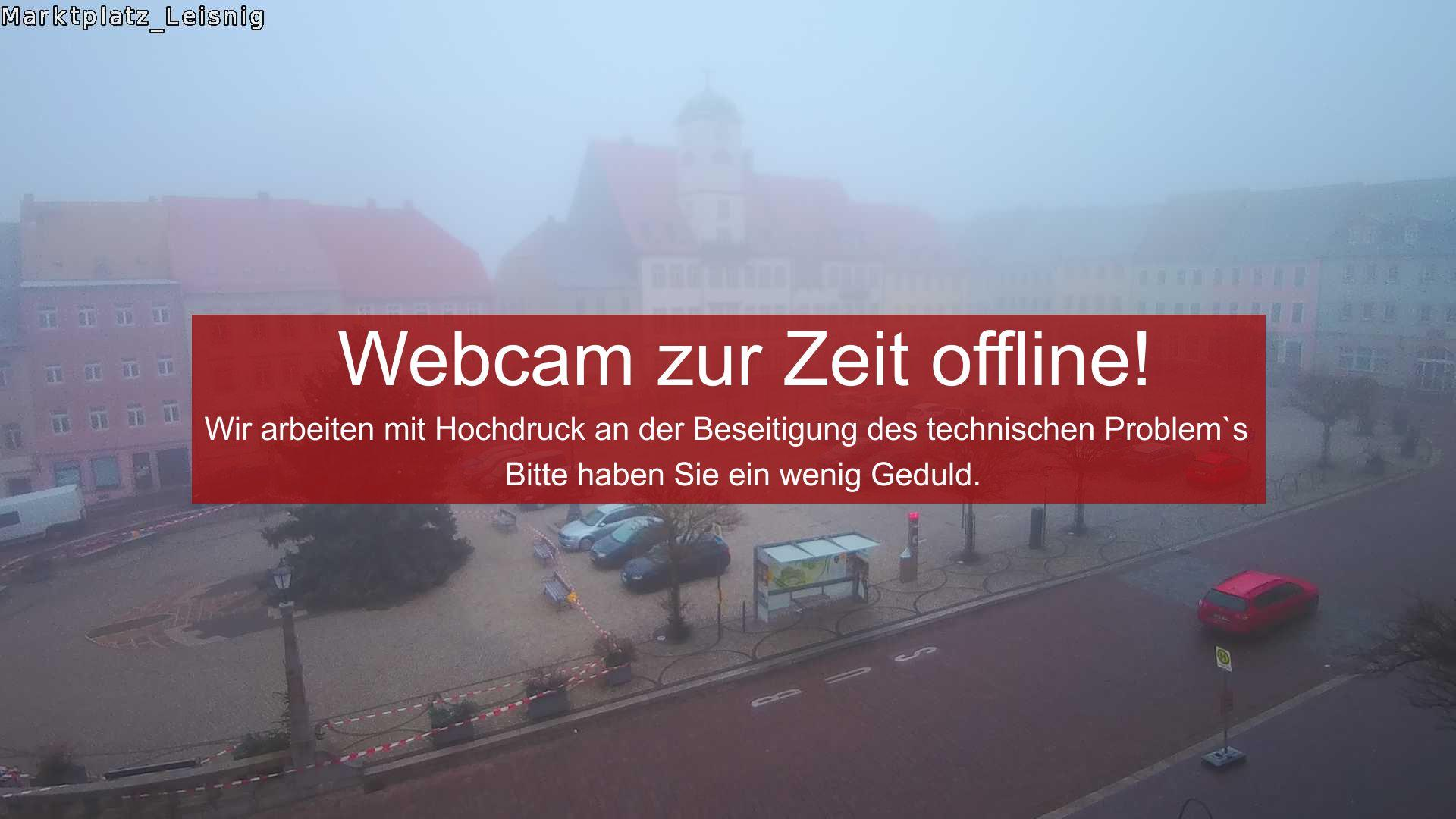 Webcam Leisnig › North: Markt