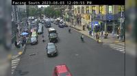 Harlem: St Nicholas Avenue @  Street - El día