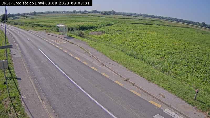 Webcam Grabe: G1-2, Ormož − Središče ob Dravi, Središče o