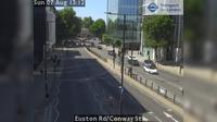 London: Euston Rd/Conway St - Jour