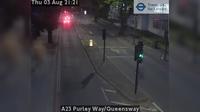 Croydon: A Purley Way/Queensway - Recent