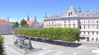 Klagenfurt: Neuer Platz - Dia