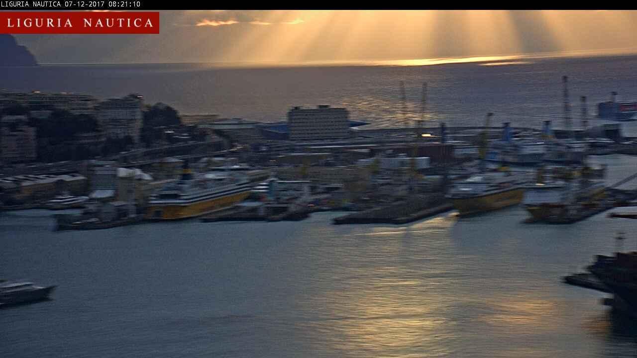 Webcam Genoa: Nautica