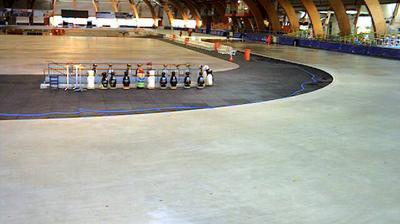 Erfurt: Eishalle