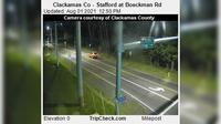 Wilsonville: Clackamas Co - Stafford at Boeckman Rd - Jour