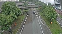 Sodermalms stadsdelsomrade: Sicklalänken V (Kameran är placerad på väg  Södra länken i höjd med Hammarby sjöstad och är riktad mot E/E) - Jour
