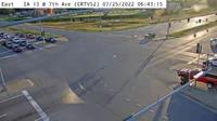 Springville: CR - IA  @ th Ave () - Current