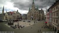 Liberec › North: Liberec Town Hall - Overdag