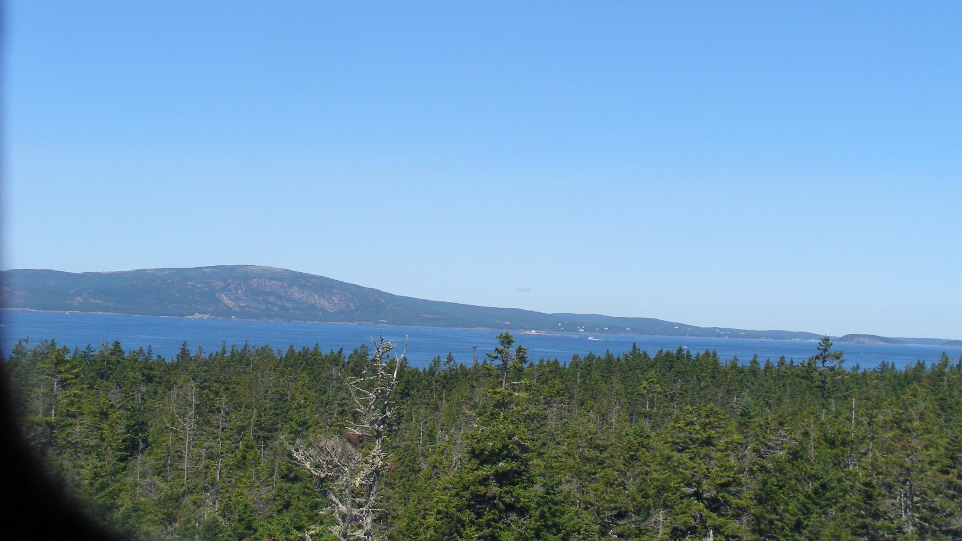 Webcam Winter Harbor: Frenchman Bay