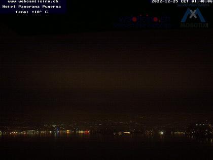 Pügèrna: Lake Lugano - Lugano