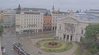 Brno › West: Malinovského náměstí (Mahenovo divadlo) - Actuales