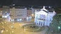 Brno > West: Malinovsk�ho n�m?st� (Mahenovo divadlo) - Recent
