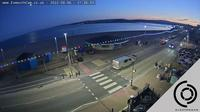 East Devon: The Exmouth Seafront Beach Webcam - Live Streaming Interactive Webcam - Actual