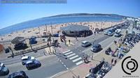 East Devon: The Exmouth Seafront Beach Webcam - Live Streaming Interactive Webcam - Jour
