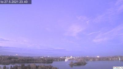 Vista actual o última desde Ruoholahti: Helsinki − Jätkäsaari