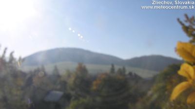 Webcam Zliechov: HD meteo webcam