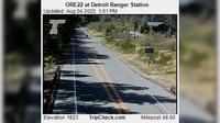 Detroit: ORE at - Ranger Station - Day time