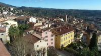 Grasse: Panoramique vid�o - Day time