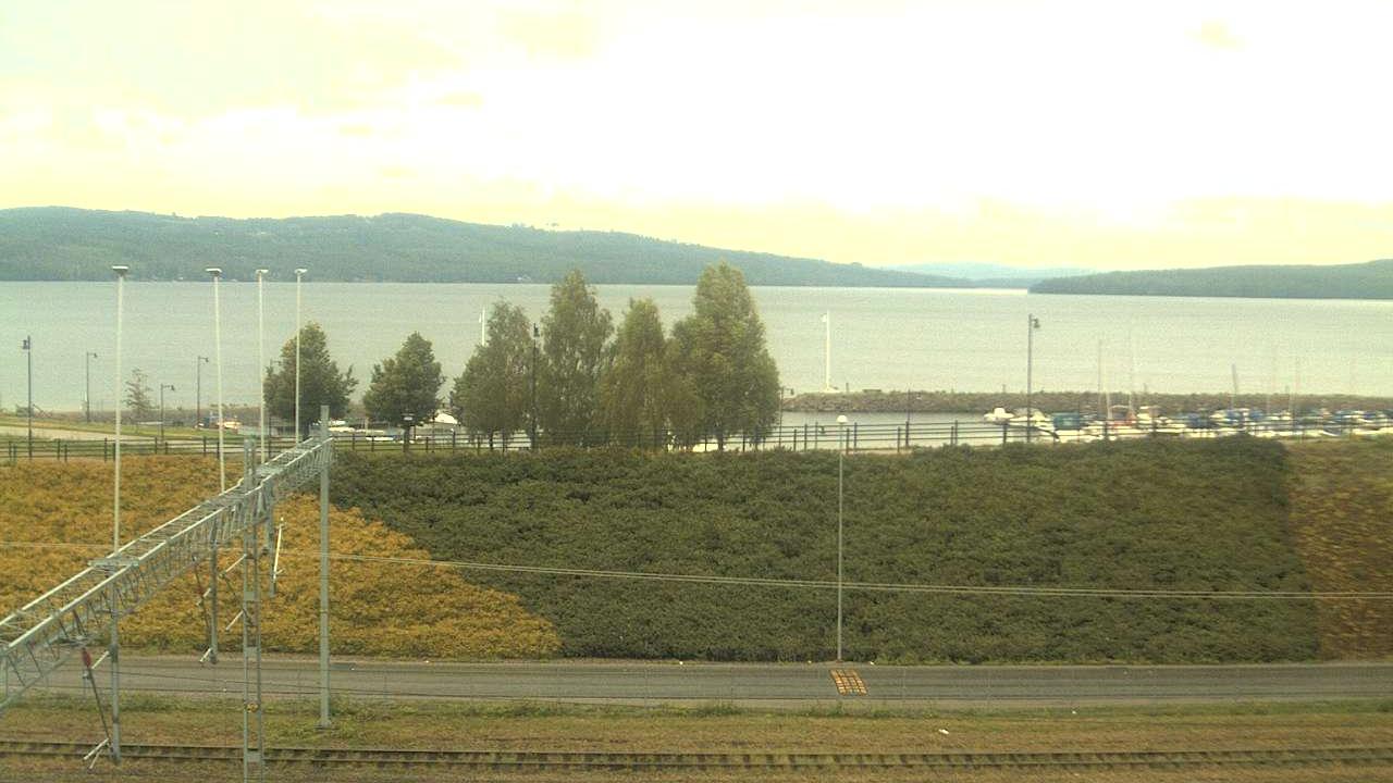 Webkamera Ludvika: Brobygget