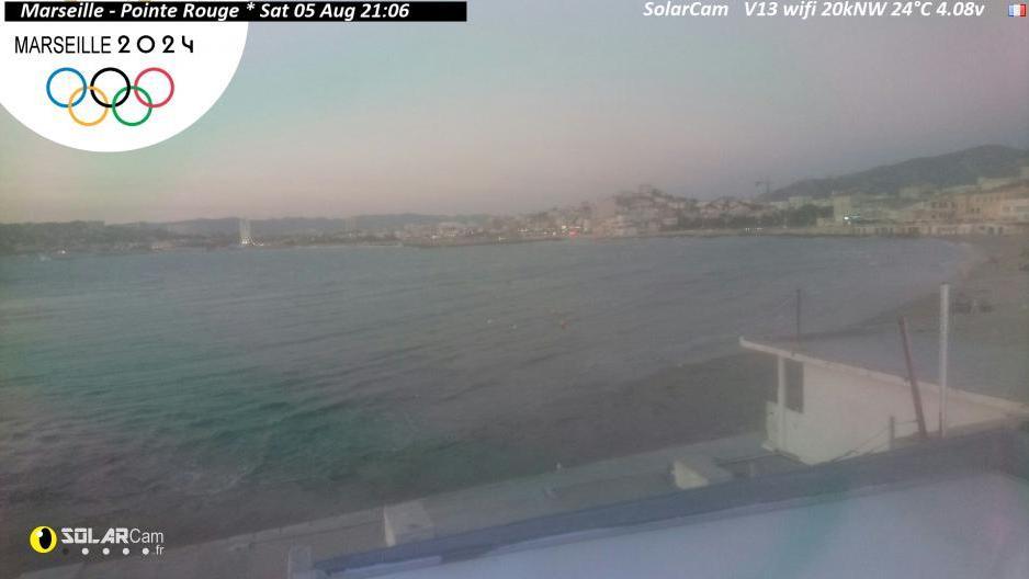 Marseille: Pointe Rouge