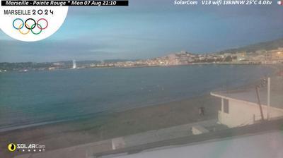 Marseille: Plage du David HD