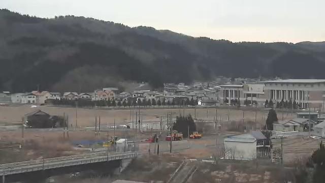 Webcam 岩谷: Dewa Junior High School (出羽中学校)