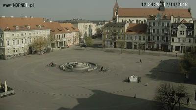 Webcam Gniezno: Greater − Voivodeship − Stary Rynek