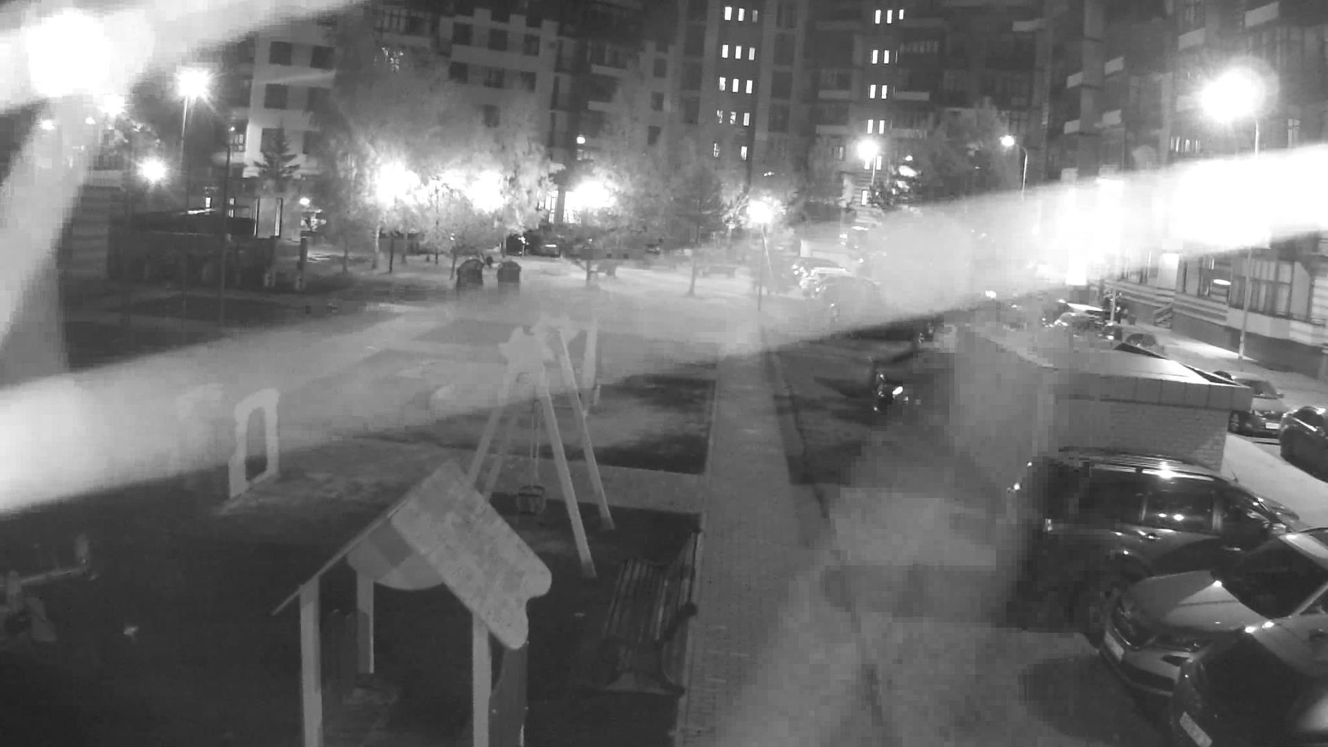 Webcam Troitsk › North-East: микрорайон Солнечный