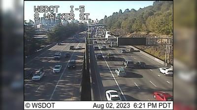 Vignette de Seattle webcam à 9:09, oct. 28