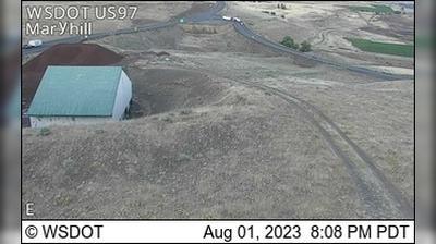 Thumbnail of Maryhill webcam at 4:04, Jan 18