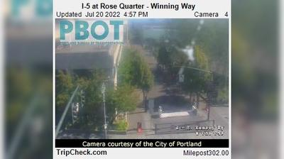 Thumbnail of Portland webcam at 5:05, Jun 20