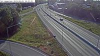 Viggby kulle 1: Trafikplats H�gern�s (Kameran �r placerad p� E Norrt�ljev�gen i h�jd med trafikplats H�gern�s och �r riktad mot Stockholm) - Recent