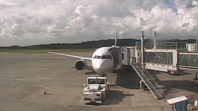 Webcam 中田: Airport