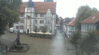 Alfeld (Leine): Marktplatz - Day time
