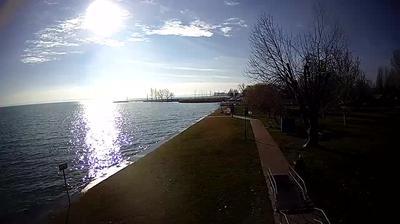 Webkamera Máldűlő: Alsóörs − Beach