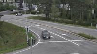 Oulu: Tie  Kiiminki - Ylikiiminki - Overdag